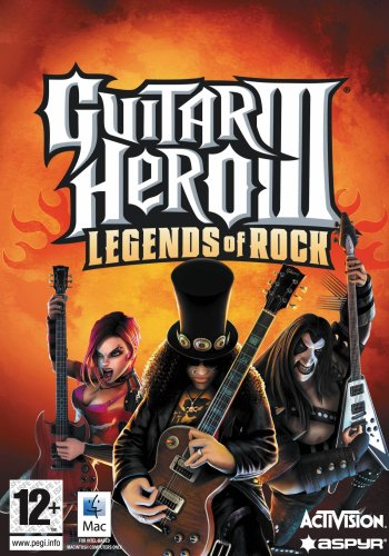 Télécharger sur eMule Guitar Hero III : Legends of Rock