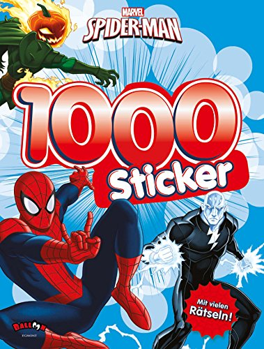 Marvel Spider-Man 1000 Sticker