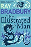 Illustrated Man, The by Bradbury, Ray - Book cover from Amazon.co.uk
