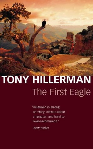 Hillerman, Tony - The First Eagle (Navajo Tribal Police 13)