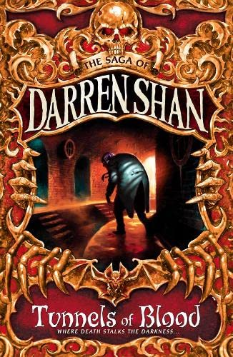 Tunnels of Blood - The Saga of Darren Shan, Book 3