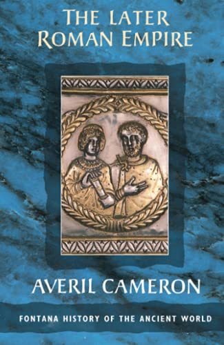 Cover of The Later Roman Empire
