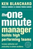 Kenneth H. Blanchard,Blanchard Carew, The One Minute Manager Builds High Performance Teams (One Minute Manager S.)