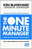Kenneth Blanchard,Spencer Johnson, The One Minute Manager (One Minute Manager S.)