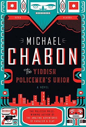 The Yiddish Policemen's Union, US cover