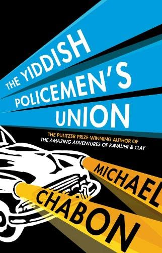 The Yiddish Policemen's Union, UK cover