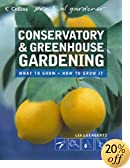 Amazon book - Conservatory and greenhouse gardening