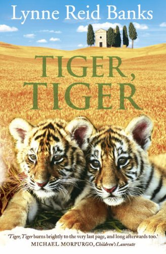 books of amber tiger tiger lynne reid banks. Black Bedroom Furniture Sets. Home Design Ideas