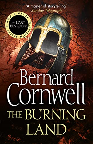 The Burning Land par Bernard Cornwell