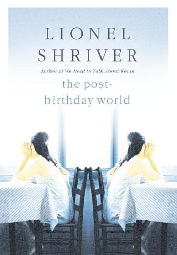 The Post-Birthday World, UK cover