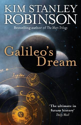 Galileo's Dream, UK cover