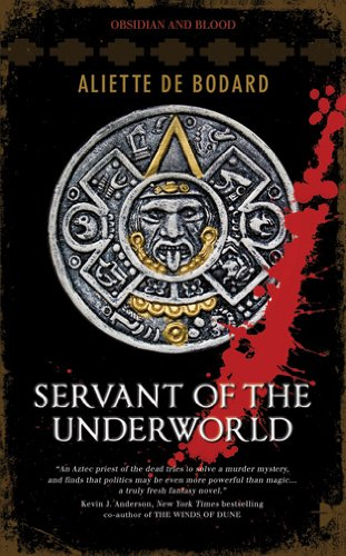 <cite>Servant of the Underworld</cite> cover