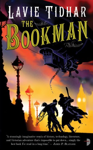The Bookman cover