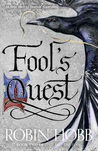 Fitz and the Fool 2. The Fool's Quest par Robin Hobb