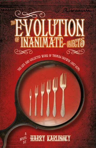 Evolution of Inanimate Objects UK cover