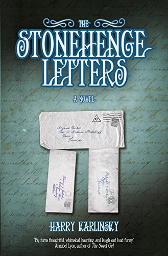 The Stonehenge Letters cover