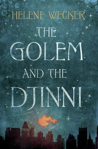 The Golem and the Jinni UK cover