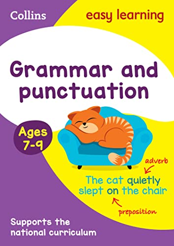 Collins Easy Learning Age 7-11 -- Grammar and Punctuation Ages 7-9: New Edition