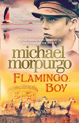 Flamingo boy par Michael Morpurgo