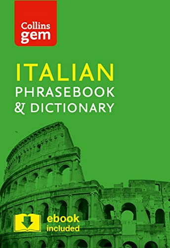 Collins Gem Italian Phrasebook & Dictionary