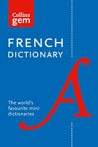 Collins Gem French Dictionary : Edition bilingue français-anglais / anglais-français par Collins Dictionaries