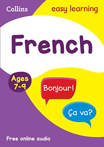 French: Ages 7-9 par Collins Easy Learning
