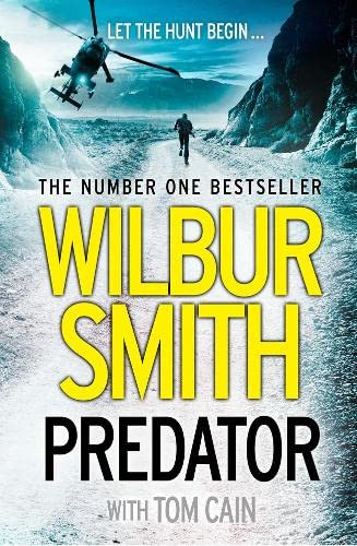 Predator par Wilbur Smith