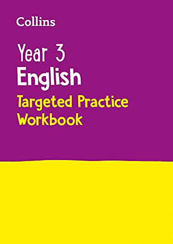 Year 3 English Targeted Practice Workbook