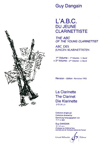 L'ABC du Jeune Clarinettiste Volume 2