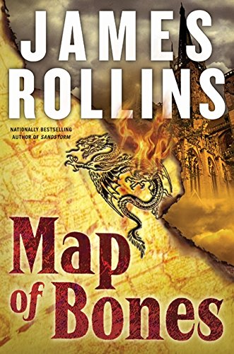James Rollins, Map of Bones