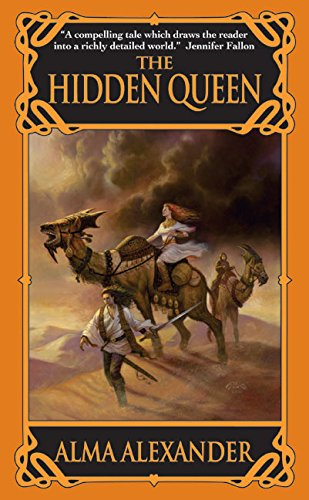 Alma Alexander, The Hidden Queen