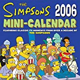 The Simpsons 2006 Mini-Calendar
