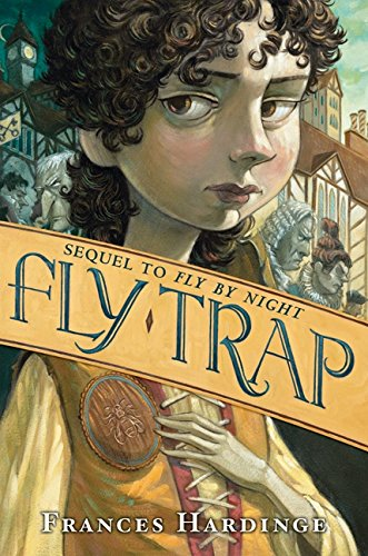 Fly Trap US cover
