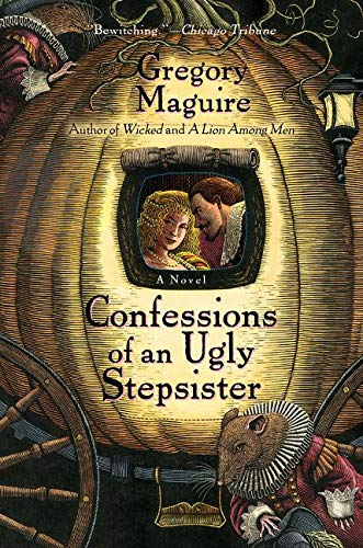 Confessions of an Ugly Stepsister - Cover