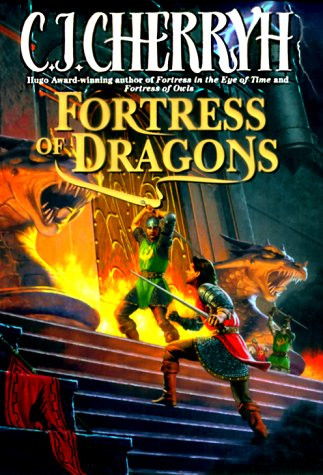 C. J. Cherryh – Fortress of Dragons (Galasien-Zyklus 4)
