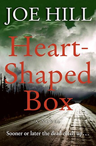 Heart-Shaped Box, US cover