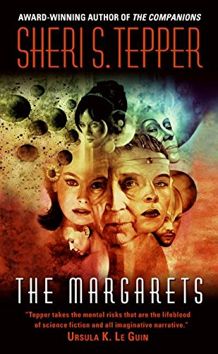 The Margarets, US cover