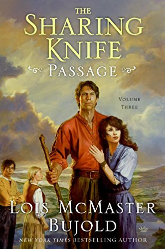 The Sharing Knife, Passage cover