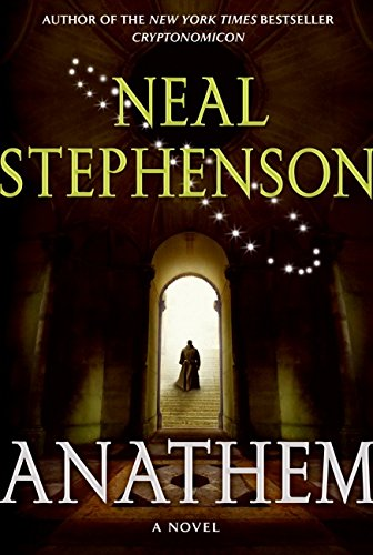 Anathem, US cover