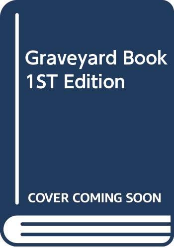 Download books Graveyard Book 1ST Edition