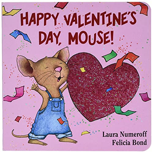 Happy Valentine's Day, Mouse!