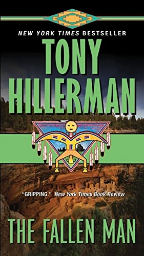 Tony Hillerman - The Fallen Man (Navajo Tribal Police 12)