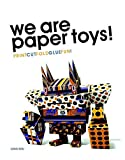We are paper toys!-visual