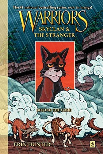 Warriors: SkyClan and the Stranger #2: Beyond the Code par  Erin Hunter