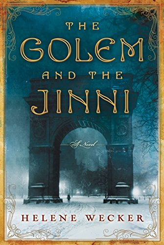 The Golem and the Jinni US cover