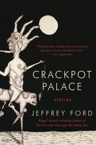 Crackpot Palace cover