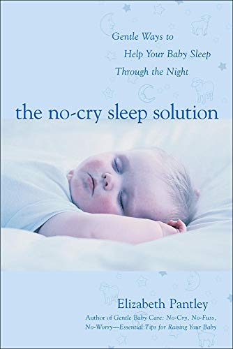 Elizabeth Pantley, The No-cry Sleep Solution