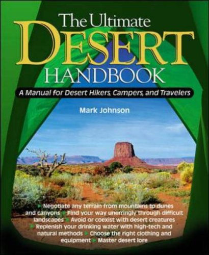 Mark Johnson The Ultimate Desert Handbook