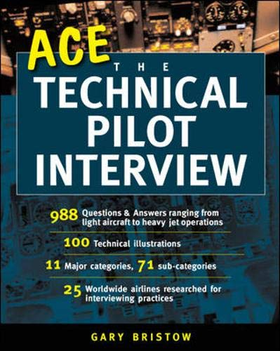 Gary V. Bristow, Ace Technical Pilot Interview