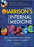 Cover von Braunwald/Fauci/Kasper: Harrison's Principles of Internal Medicine (engl.)